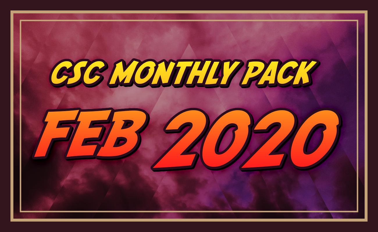February 2020 - Love/H...