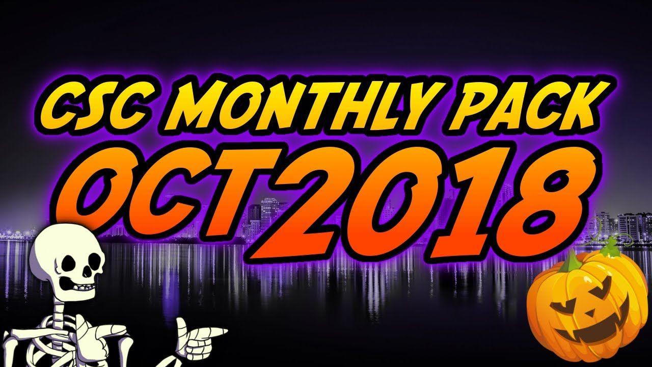 October 2018 - Halloween