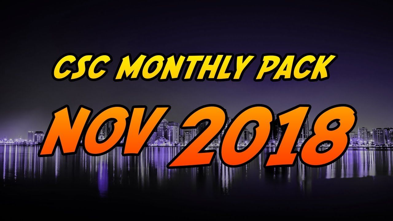 November 2018 - Covers