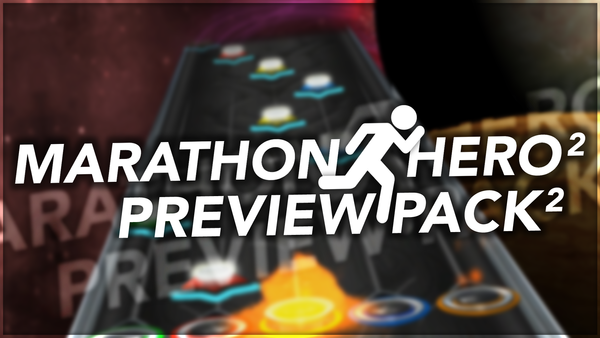 Marathon Hero 2 - Preview Pack 2