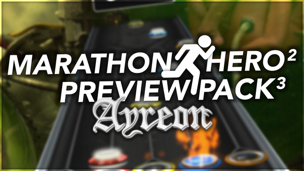 Marathon Hero 2 - Preview Pack 3